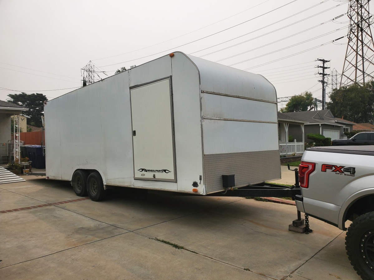 For Sale: Carson 22' Toy trailer - photo0