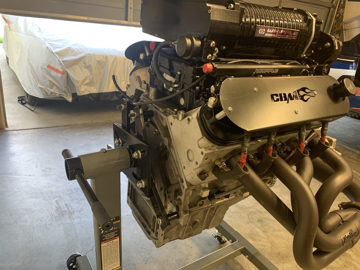 For Sale: 750hp GM LS2 Stroker Supercharged Engine - photo8