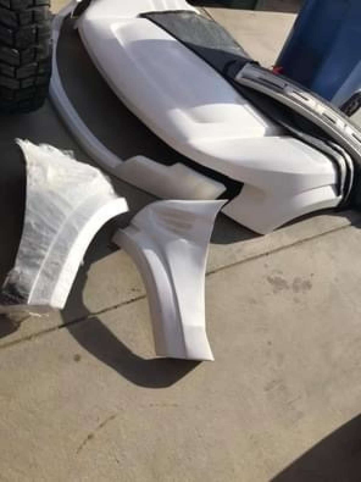 For Sale: Ranger To Raptor Front Clip - photo0