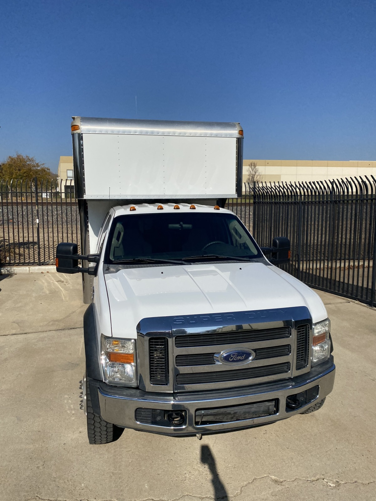 For Sale: 2008 Ford F550 Crewcab 4x4 - photo1