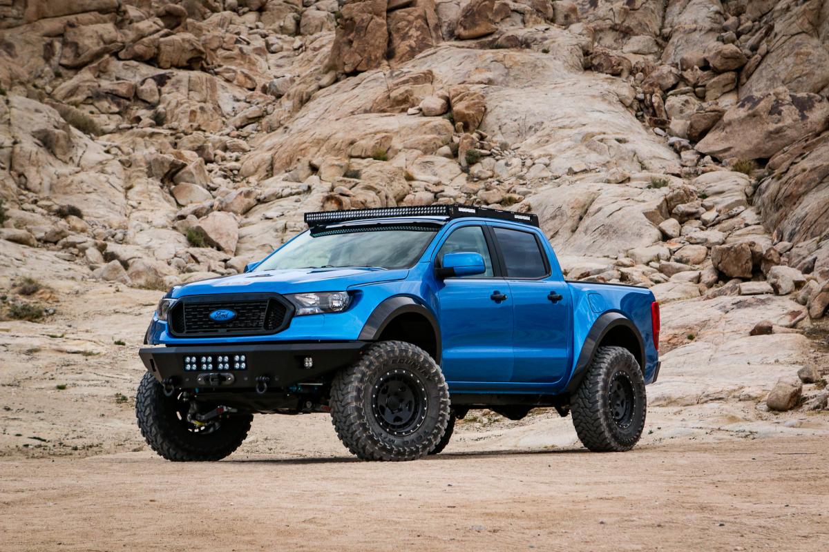 For Sale: 2019 Ford Ranger XLT SuperCrew - photo0