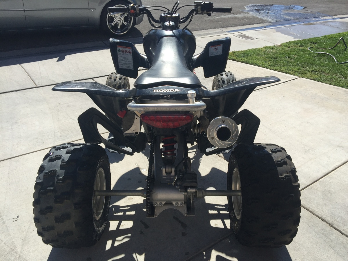 For Sale: Dirt bike and quad for sale - photo8