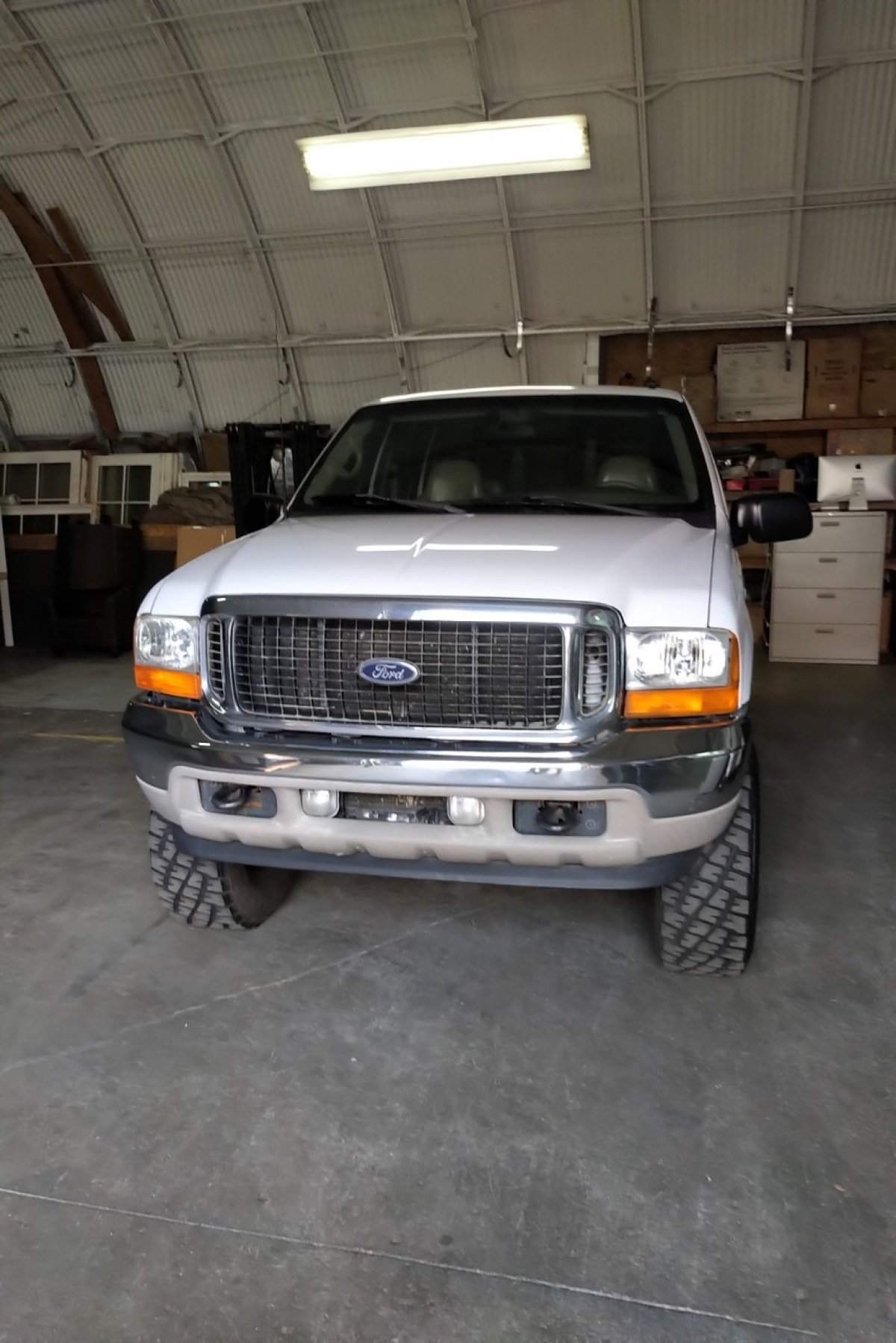For Sale: Ford Excursion Limited Diesel 7.3 - photo2
