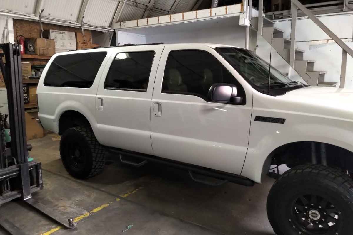 For Sale: Ford Excursion Limited Diesel 7.3 - photo4