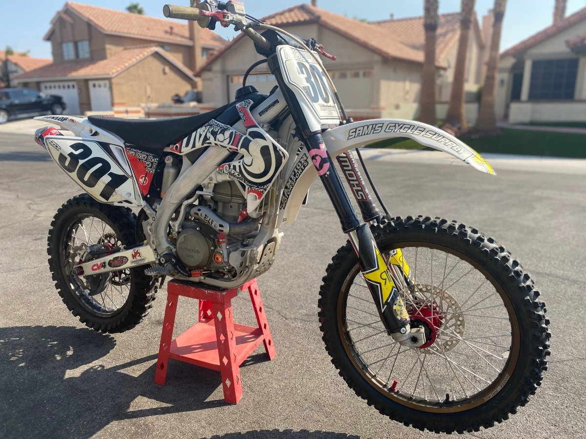 For Sale: Dirt bike and quad for sale - photo3