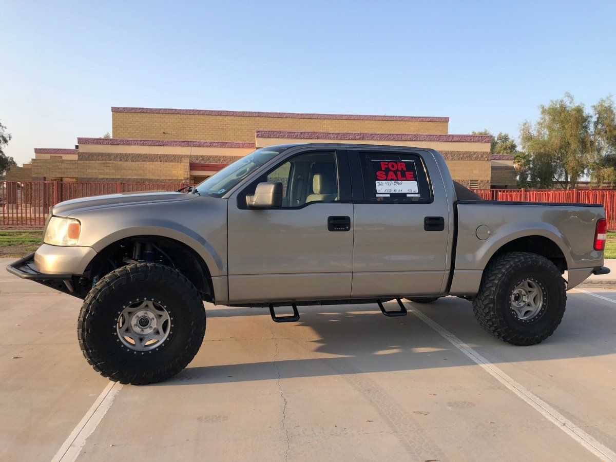 For Sale: 2005 FORD Lariat F150 V8 5.4 - photo0