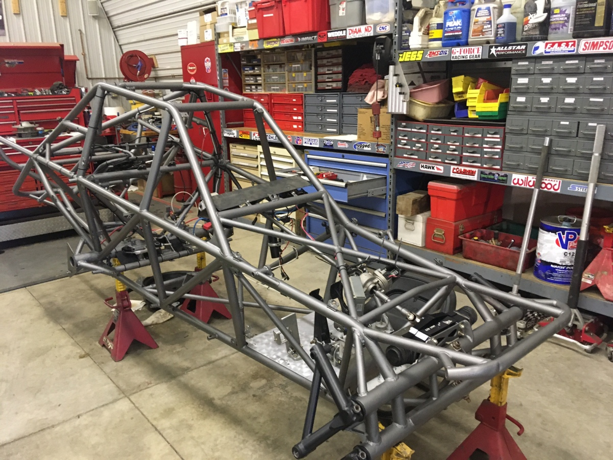 For Sale: SHORT COURSE - 1600 SINGLE BUGGY - photo1