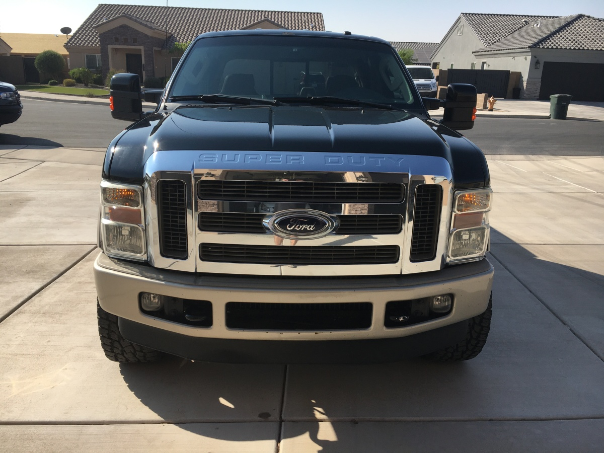 For Sale: 2010 Ford F-250 Powerstroke Diesel King Ranch Crew Cab Short Bed - photo3