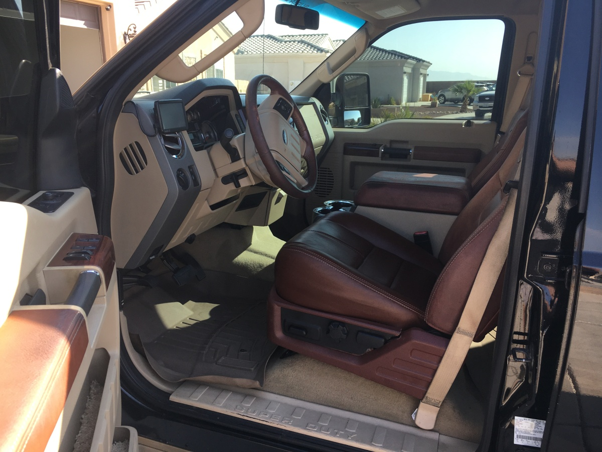 For Sale: 2010 Ford F-250 Powerstroke Diesel King Ranch Crew Cab Short Bed - photo4