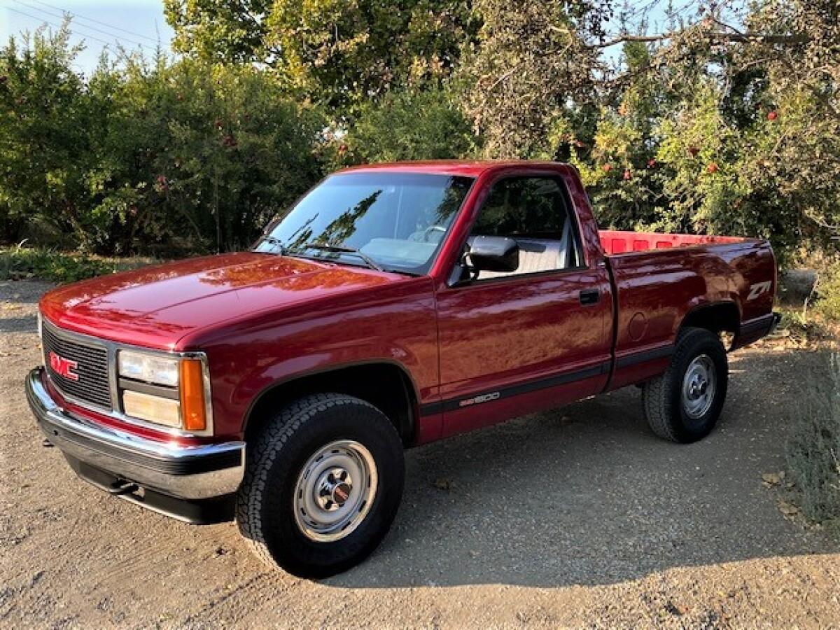 For Sale: 1990 GMC K1500 58K ORIGINAL MILES! - photo0