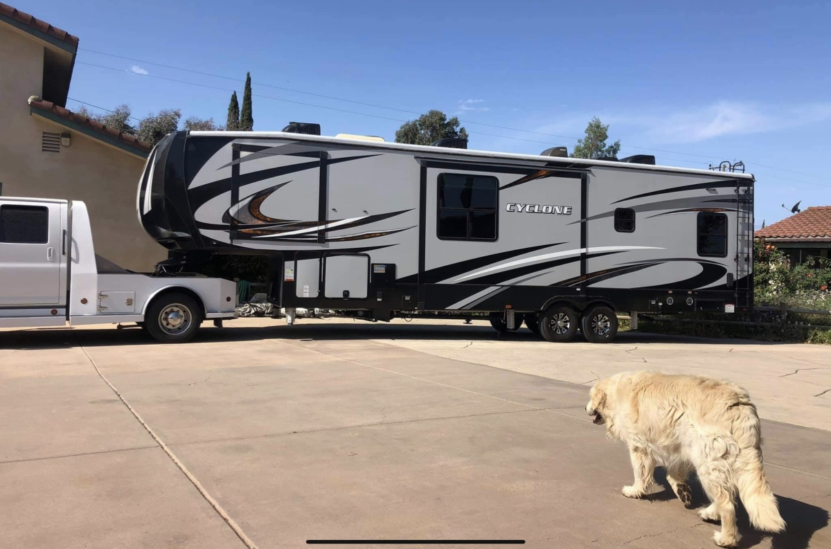 For Sale: 2019 Cyclone 3600 - photo0