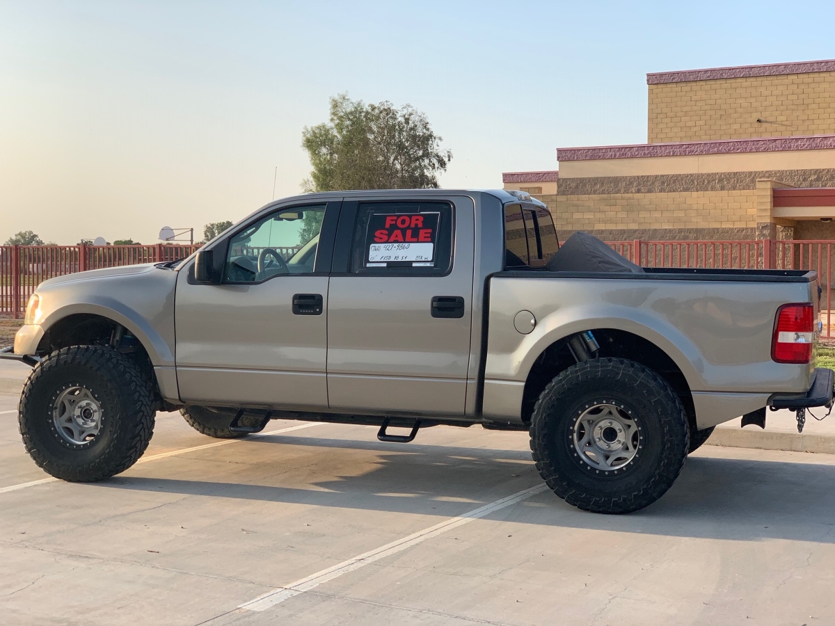 For Sale: 2005 FORD Lariat F150 V8 5.4 - photo11