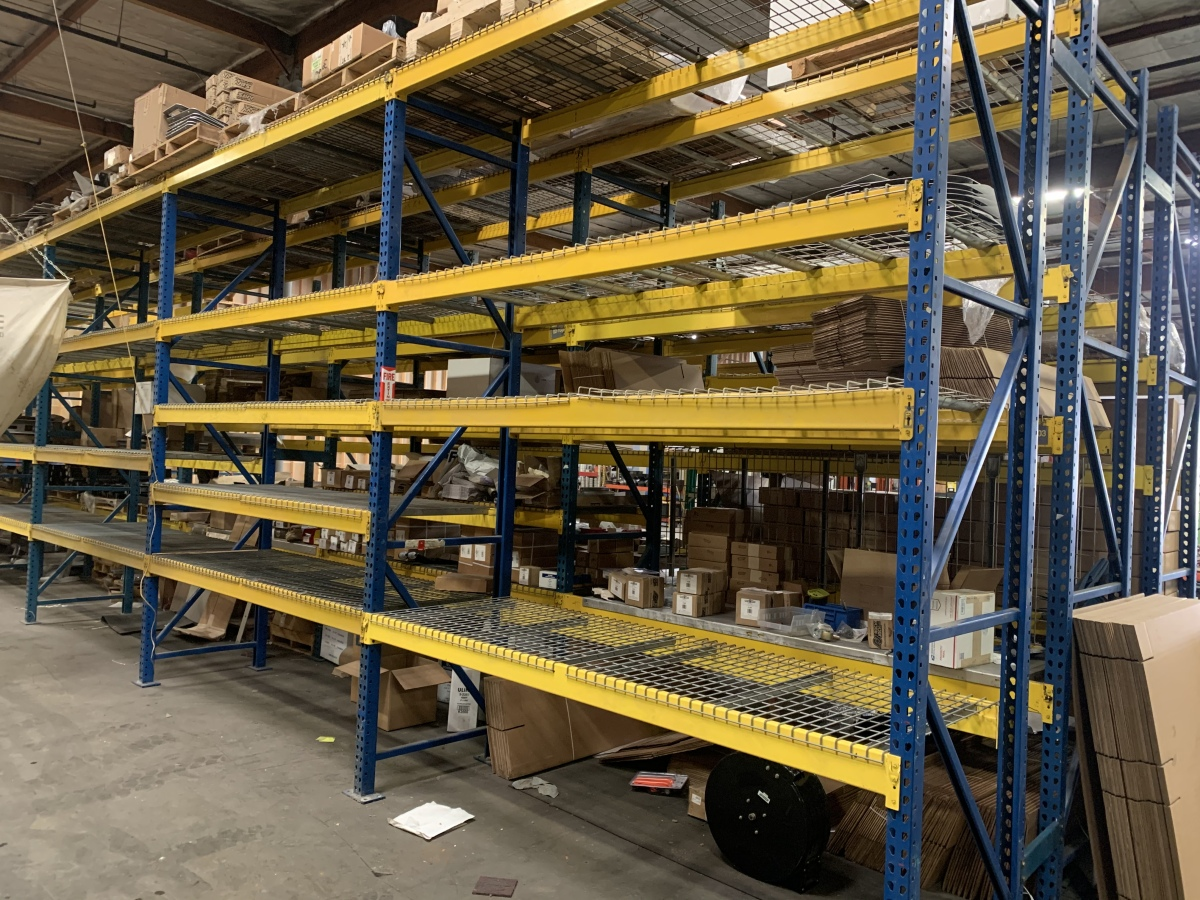 For Sale: Pallet Racking  - photo0