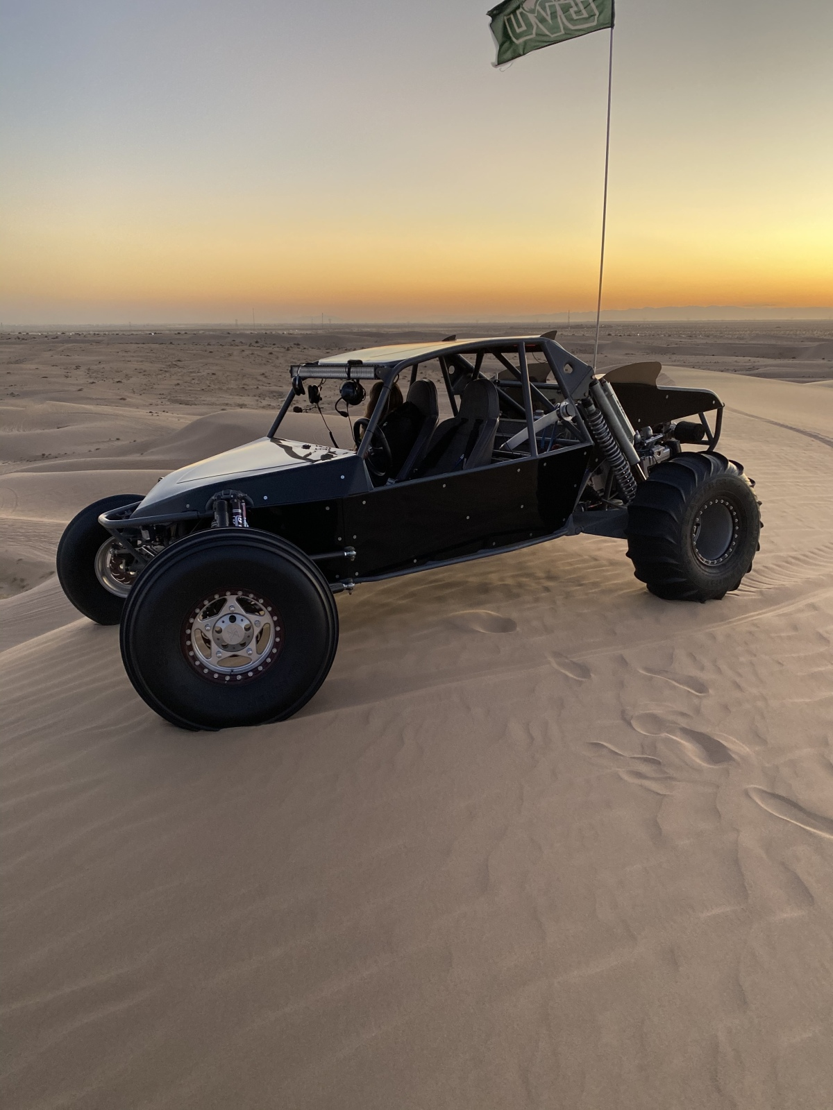 For Sale: 2 seat long travel sandcar - photo0