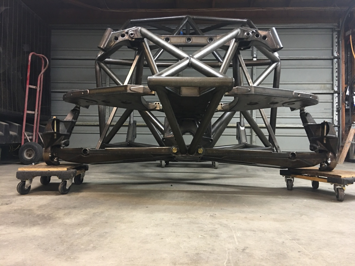 For Sale: Unfinished trophy truck - photo0