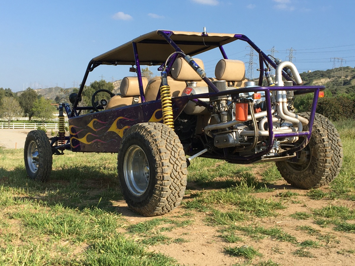 For Sale: 5-seat Dune Buggy / Sand Rail - photo0