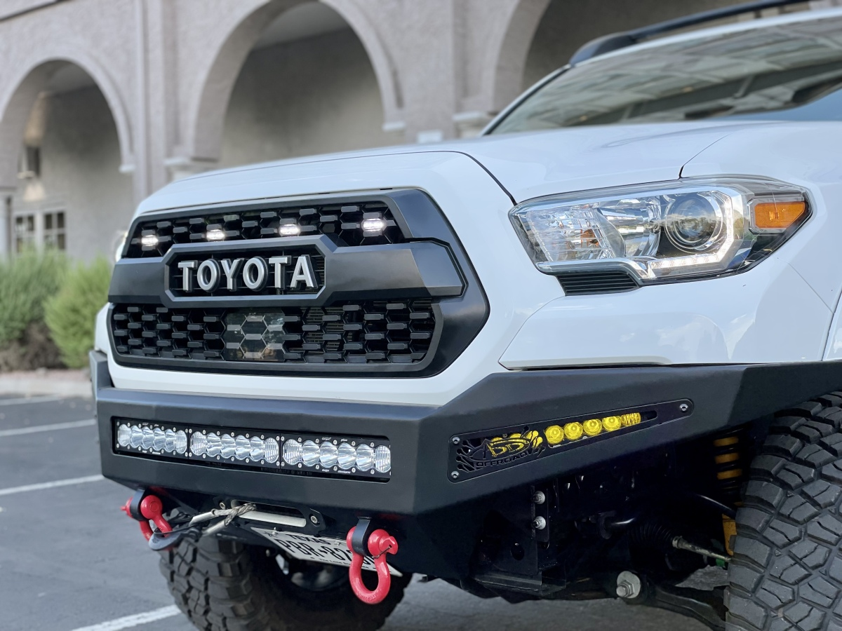 For Sale: 2019 Toyota Tacoma Offroad 4x4 v6 Like New over $60k build! - photo12