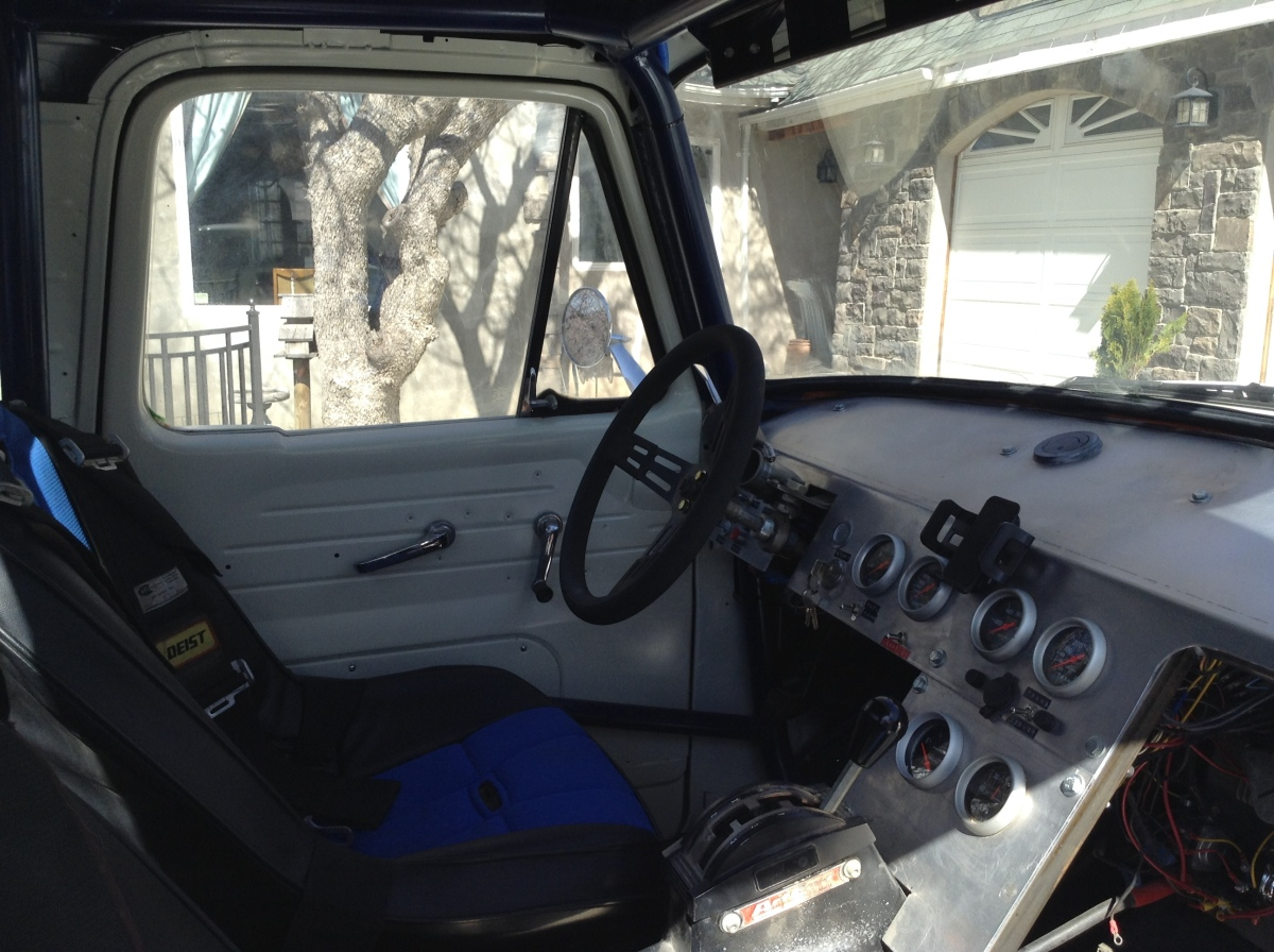 For Sale: '66 Ford F-100 4x4 - photo6