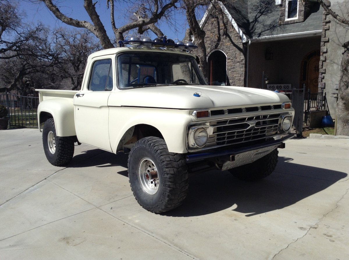 For Sale: '66 Ford F-100 4x4 - photo12