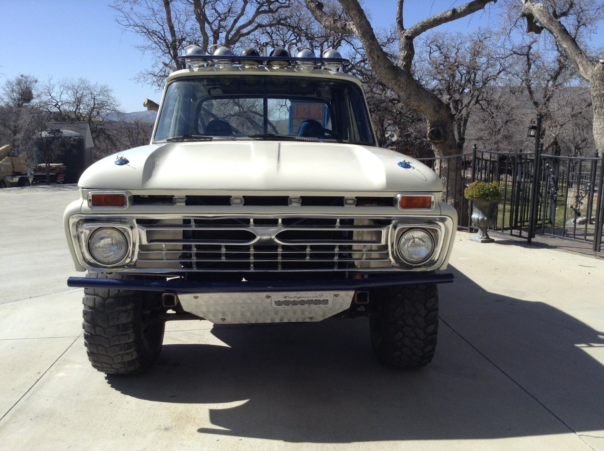 For Sale: '66 Ford F-100 4x4 - photo13