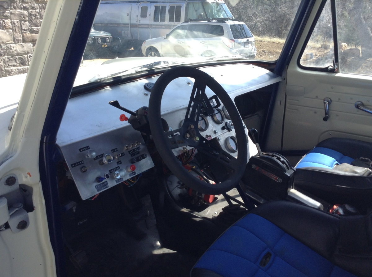 For Sale: '66 Ford F-100 4x4 - photo3