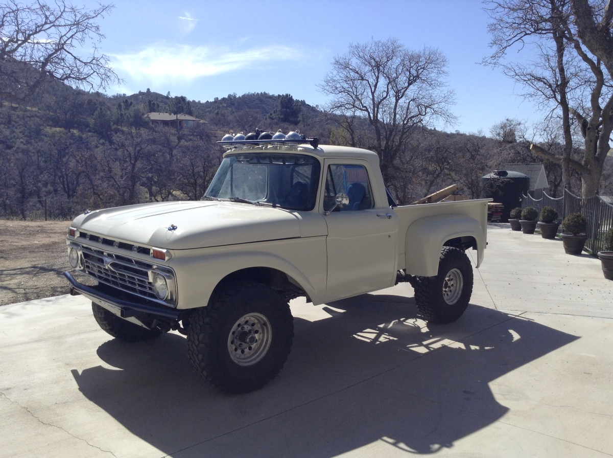 For Sale: '66 Ford F-100 4x4 - photo1