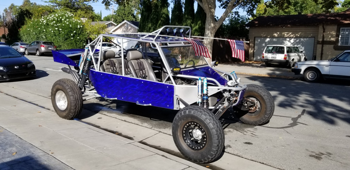 For Sale: Sand Winder Long Travel LS1  - photo1