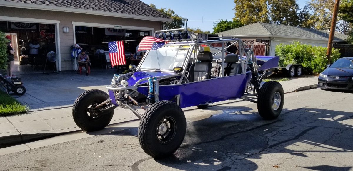 For Sale: Sand Winder Long Travel LS1  - photo0
