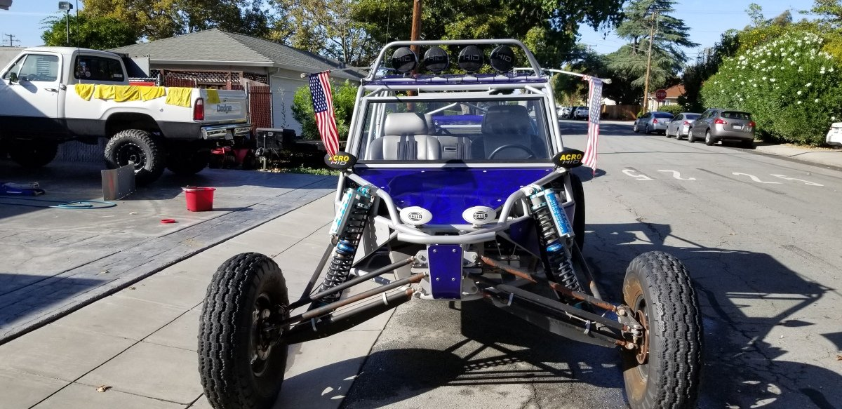 For Sale: Sand Winder Long Travel LS1  - photo3