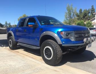 For Sale:2013 Ford SVT Raptor