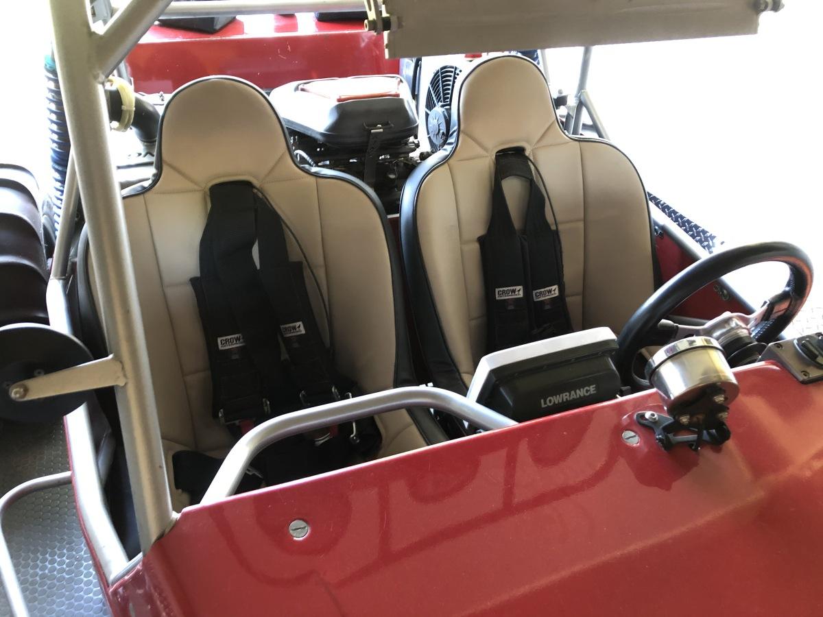 For Sale: Sandrail. 2010 King Sand Cars 210HP Hayabusa. Car #75 - photo1