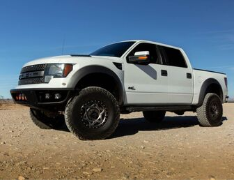 For Sale:2011 Ford Raptor Crew w/ IVD Stage 4 Suspension - 160K - 2nd Owner