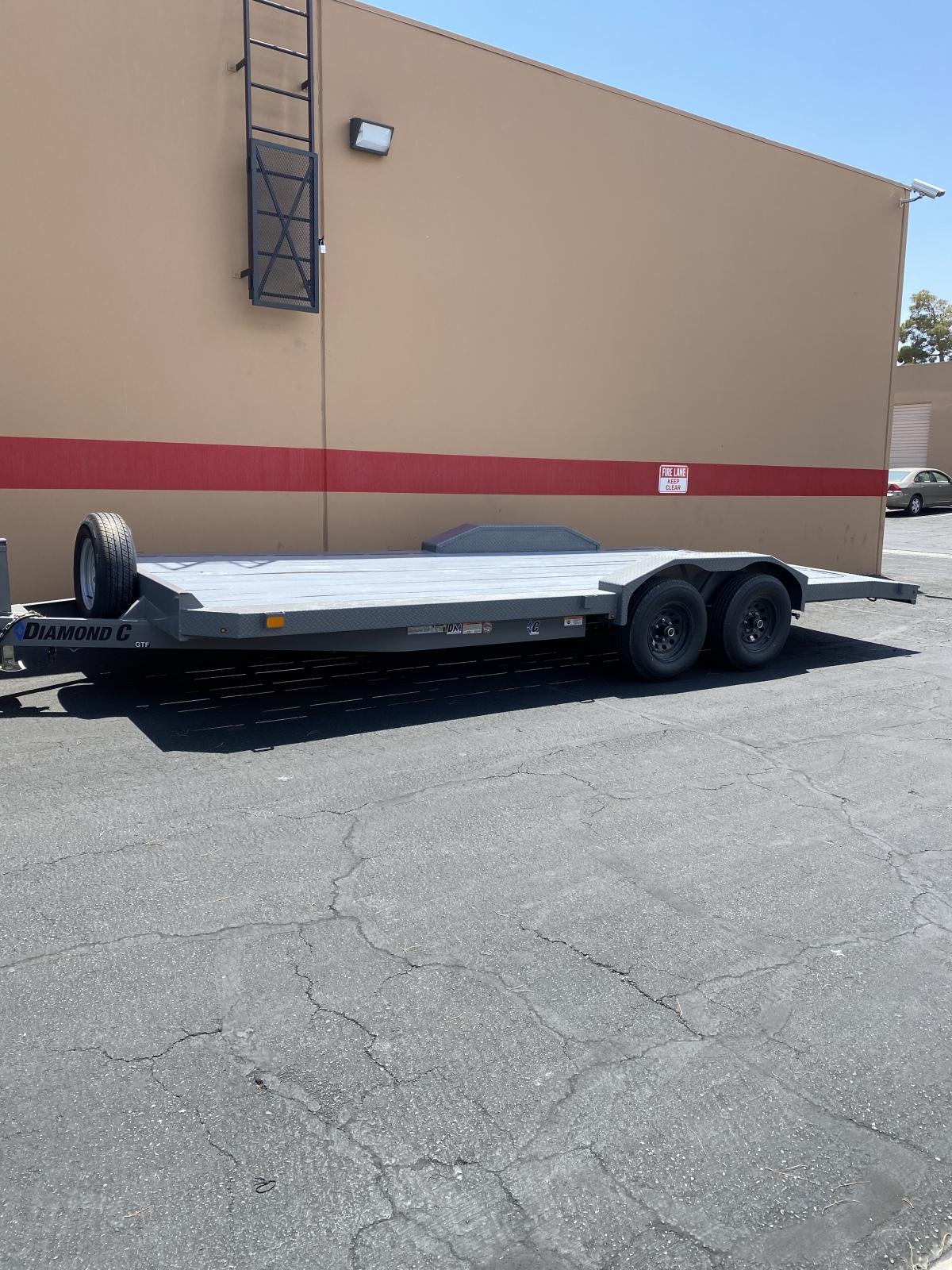For Sale: 2021  20 ft diamond trailer  - photo0