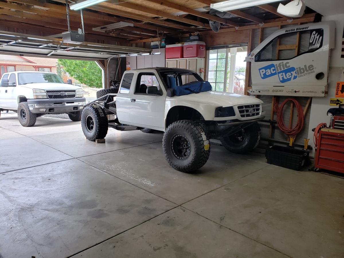 For Sale: 2002 ford ranger prerunner or race truck - photo0