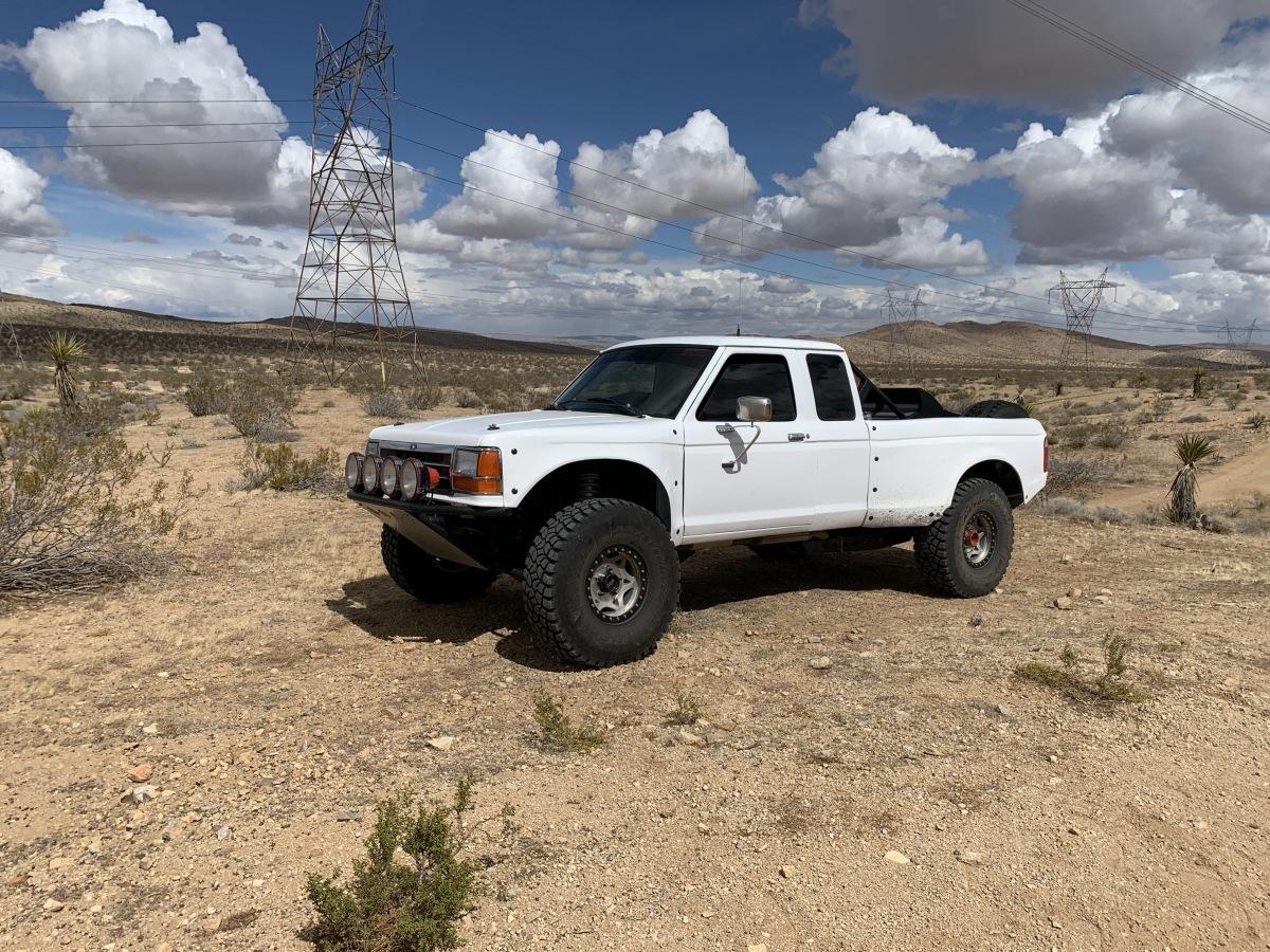 For Sale: 1992 Ford Ranger Prerunner - photo0