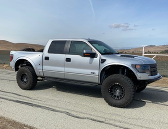 For Sale:2013 Ford Raptor 6.2L