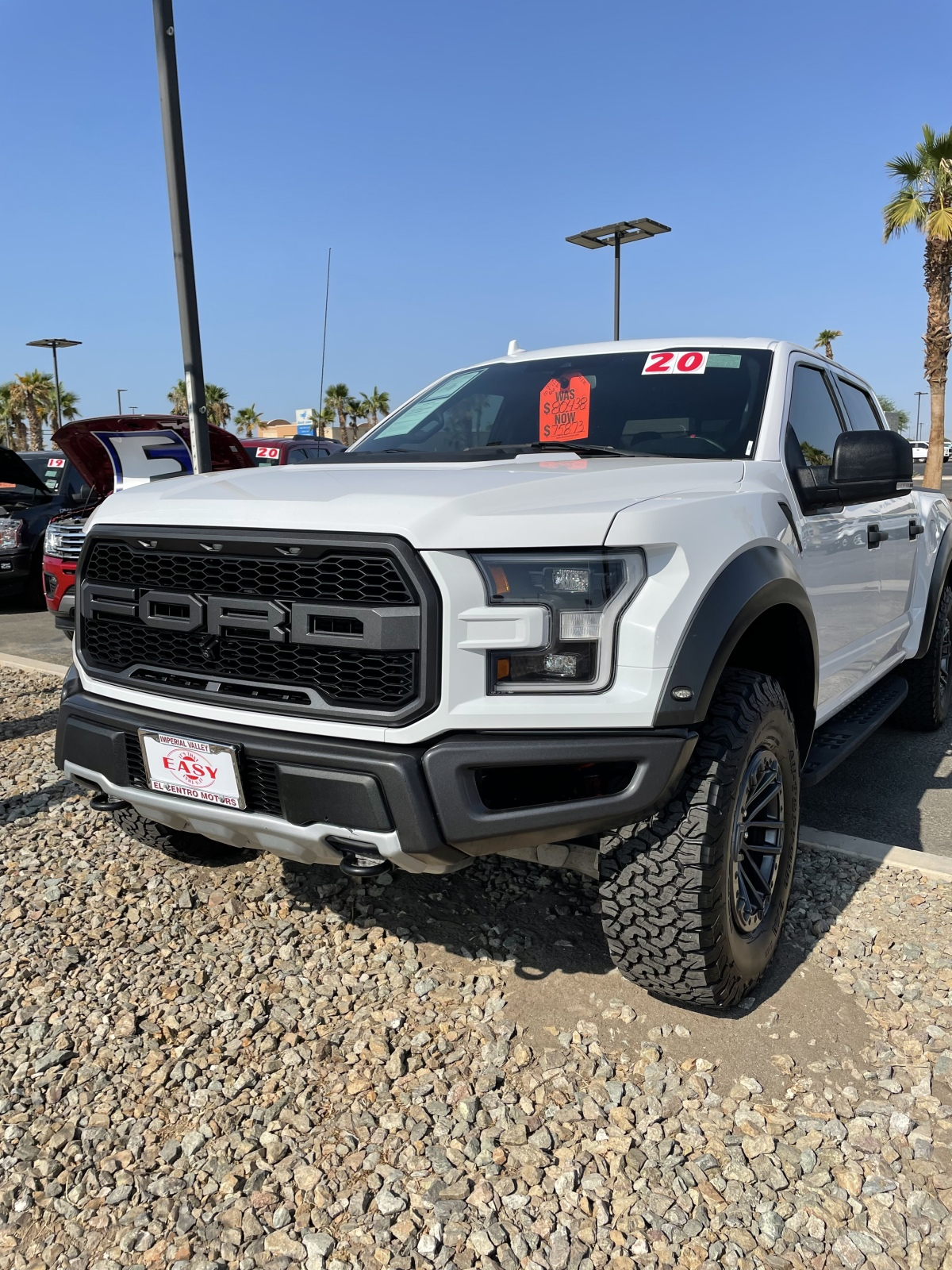 For Sale: 2020 Ford Raptor - photo0