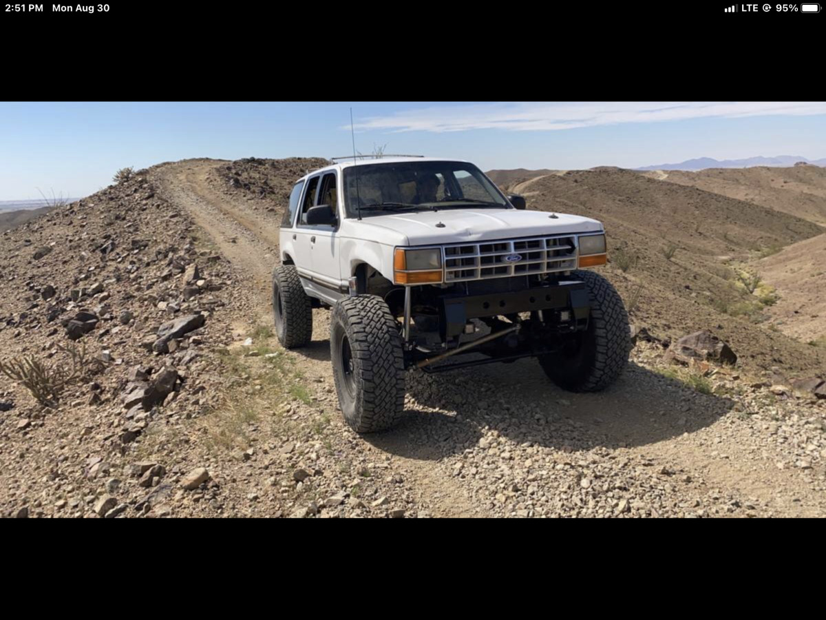 """For Sale: 1994 Ford Explorer Crawler Superduty Running Gear On 39"""" tires - photo0"""