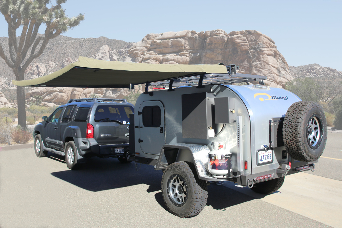 For Sale: Adventure Offroad Teardrop Trailer - photo2