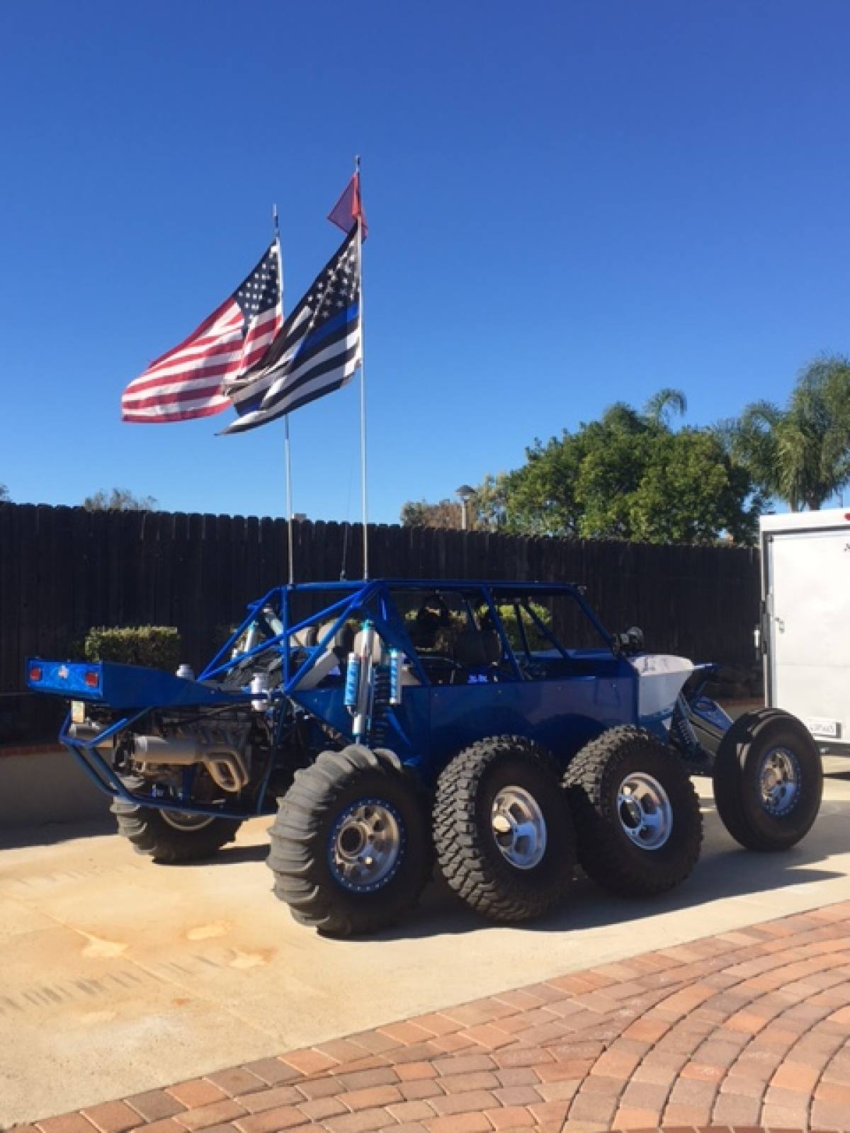 For Sale: DUAL SPORT SAND CAR - photo3