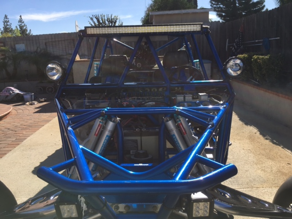 For Sale: DUAL SPORT SAND CAR - photo5