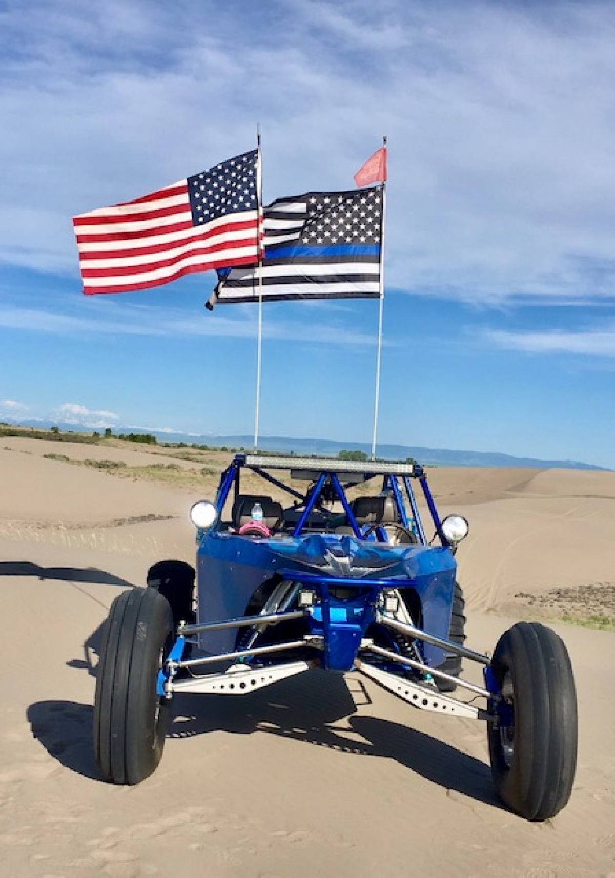 For Sale: DUAL SPORT SAND CAR - photo4
