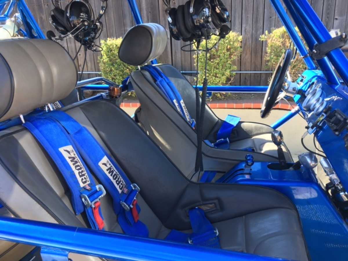 For Sale: DUAL SPORT SAND CAR - photo7