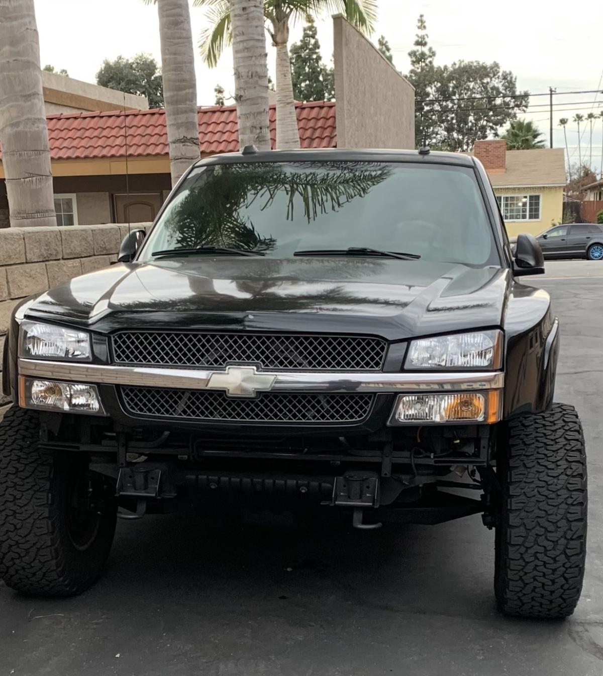 For Sale: 2004 Chevy Silverado 1500  - photo0