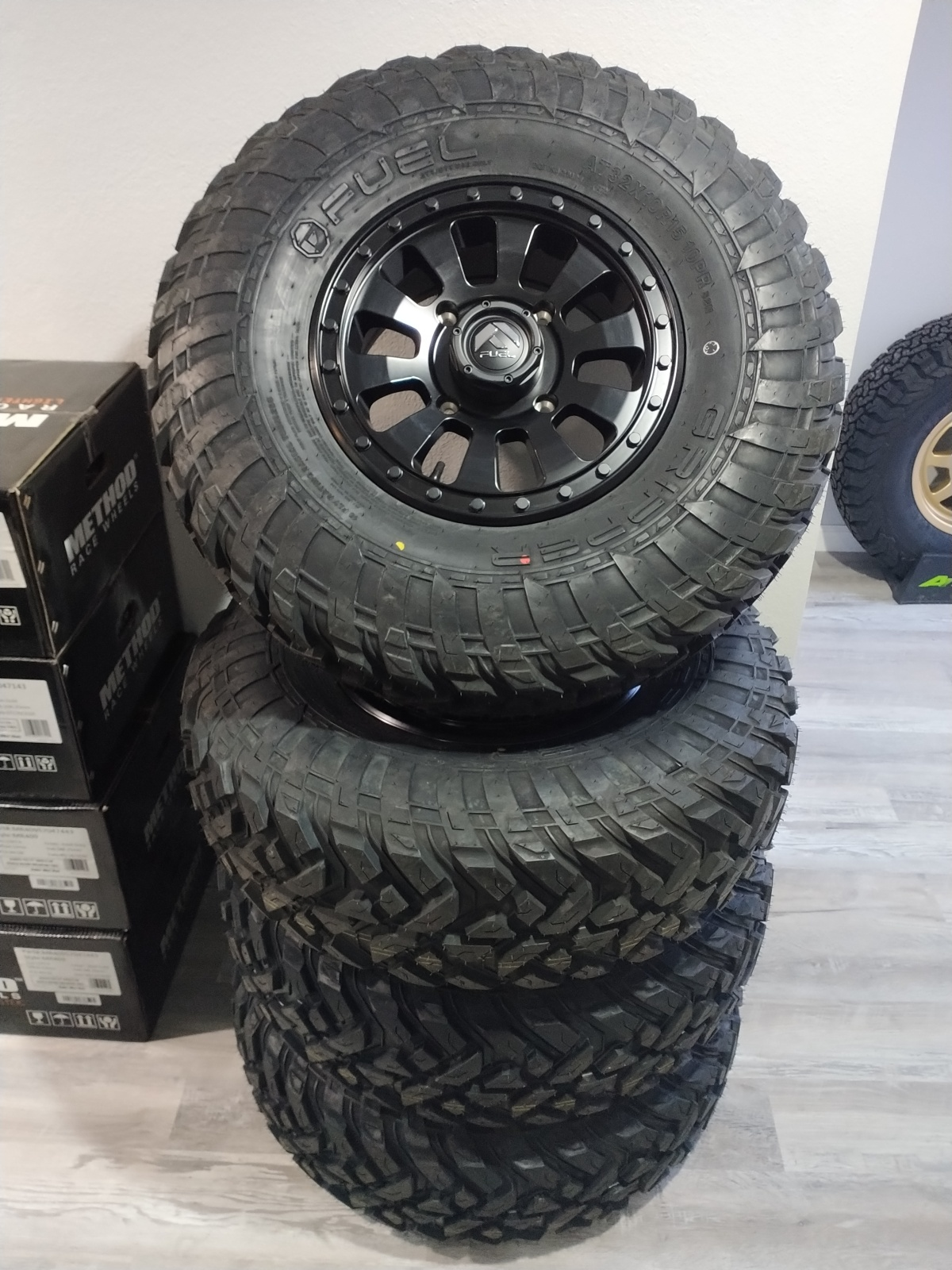 For Sale: Rzr wheels and tires  - photo0