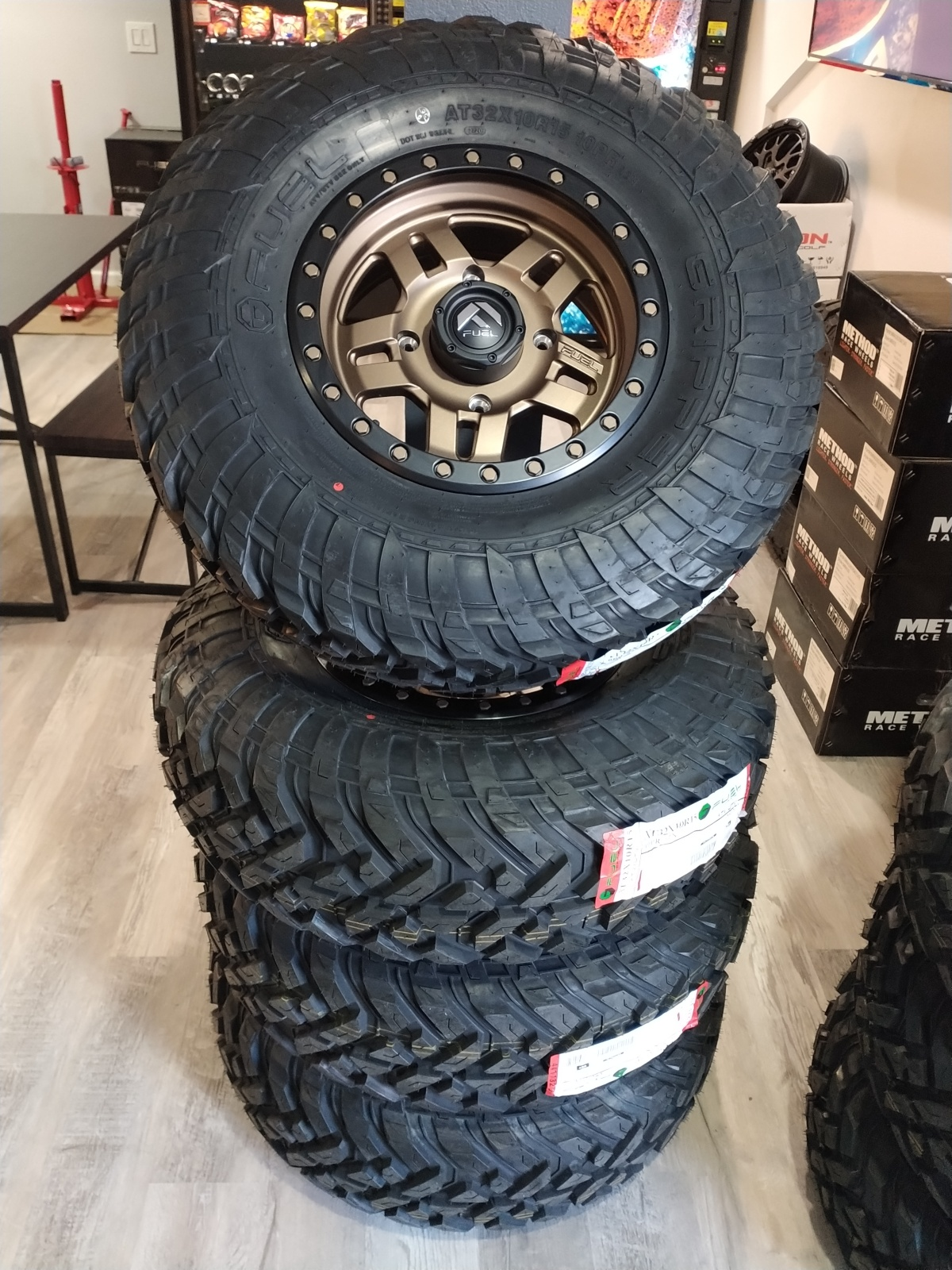 For Sale: Rzr wheels  - photo0