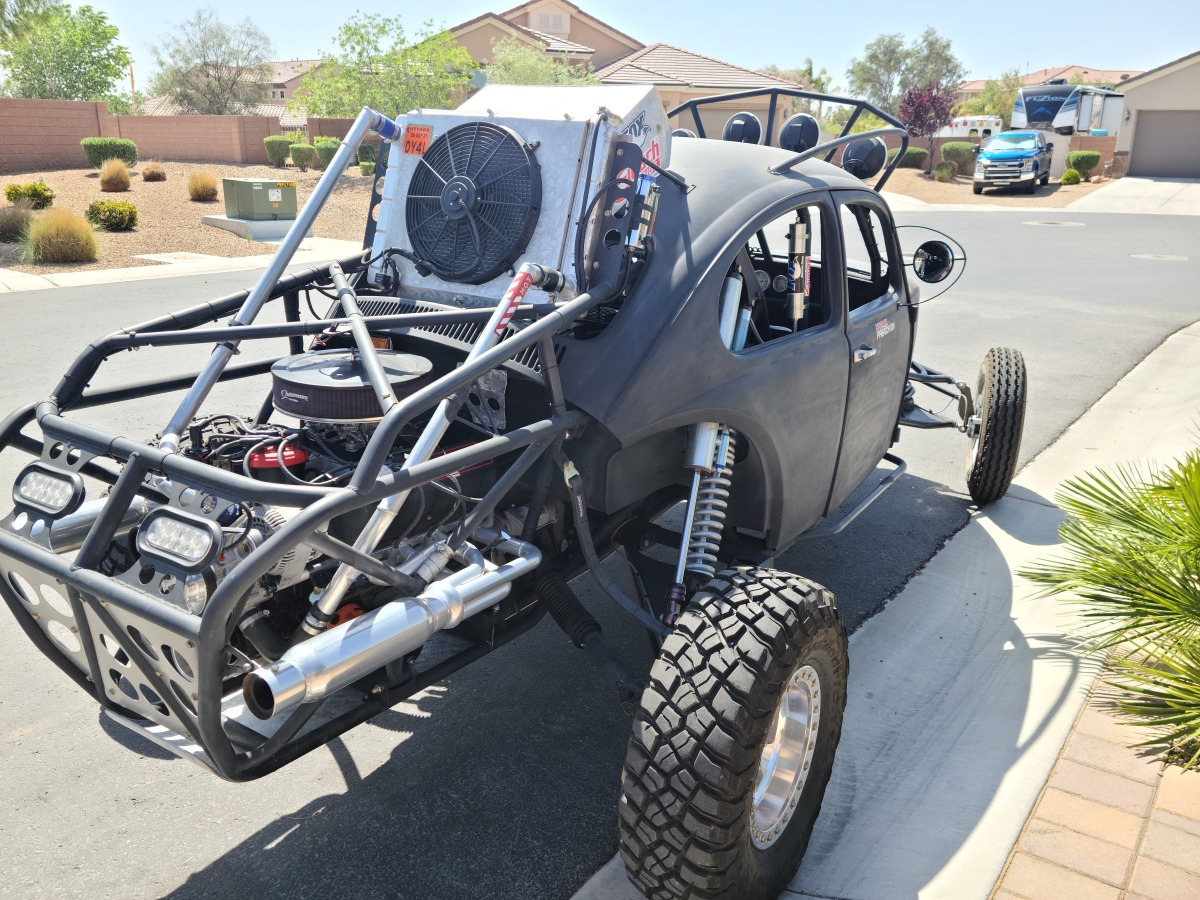For Sale: OFFROAD titled 2013 '67 longtravel bug - photo3