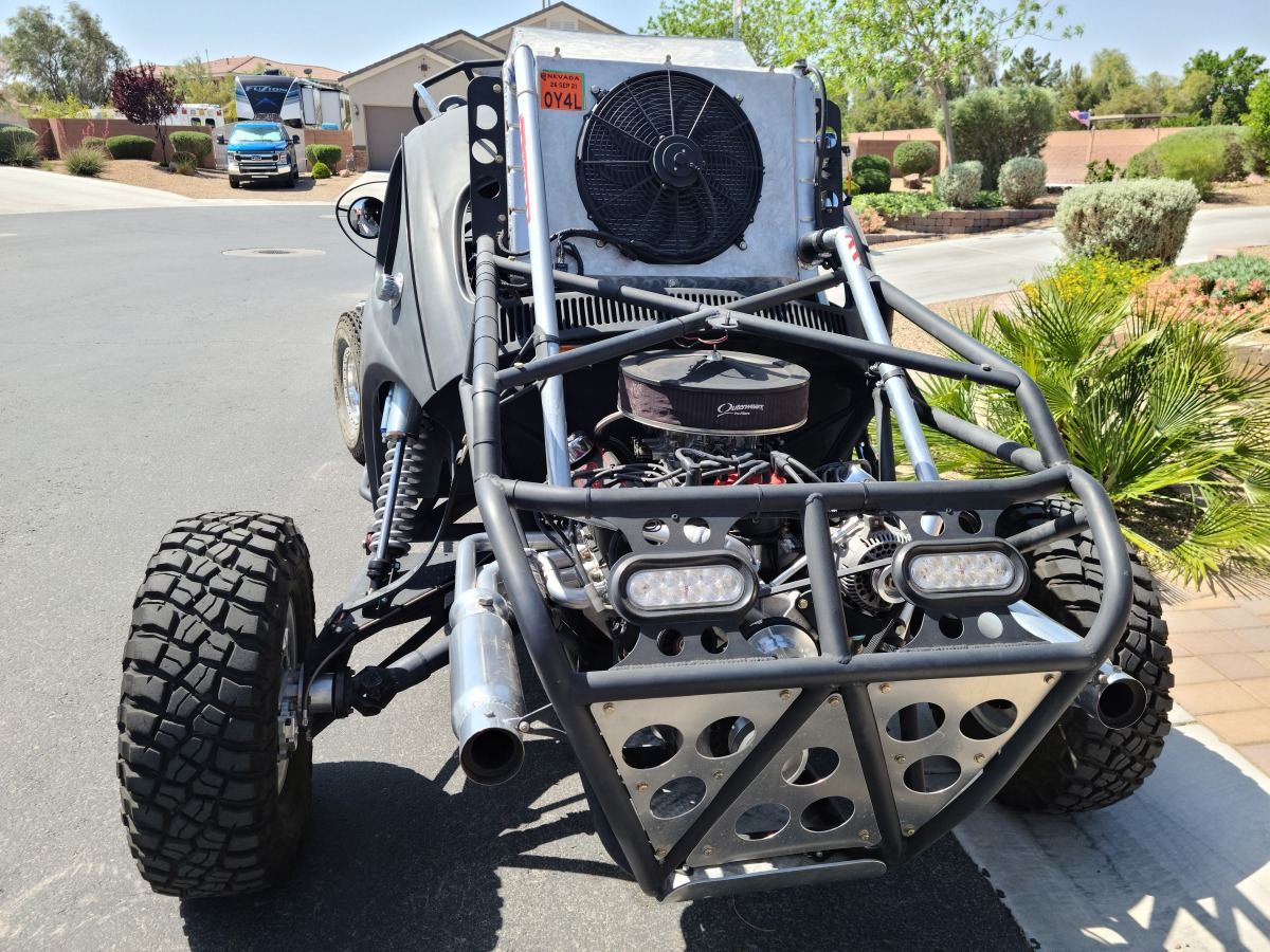 For Sale: OFFROAD titled 2013 '67 longtravel bug - photo2