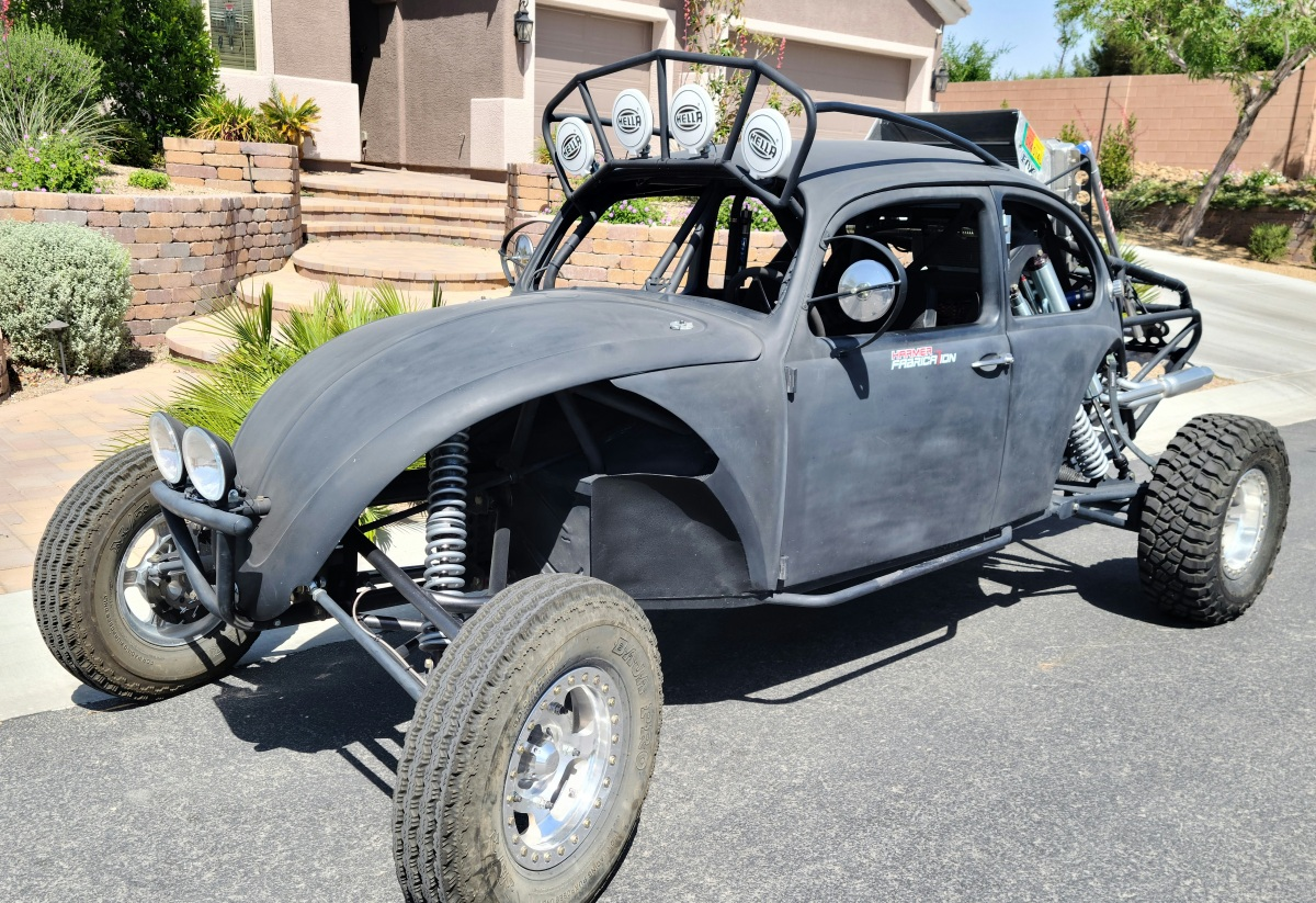 For Sale: OFFROAD titled 2013 '67 longtravel bug - photo0