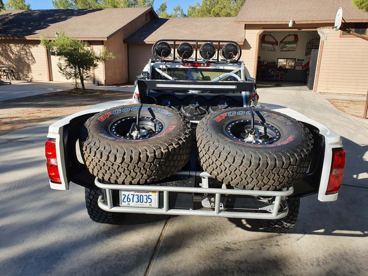 For Sale: Geiser Three Seat Chevrolet Luxury Prerunner - photo29